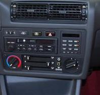 1988 BMW 325ix E30 Radio Audio Wiring Diagram Schematic Colors