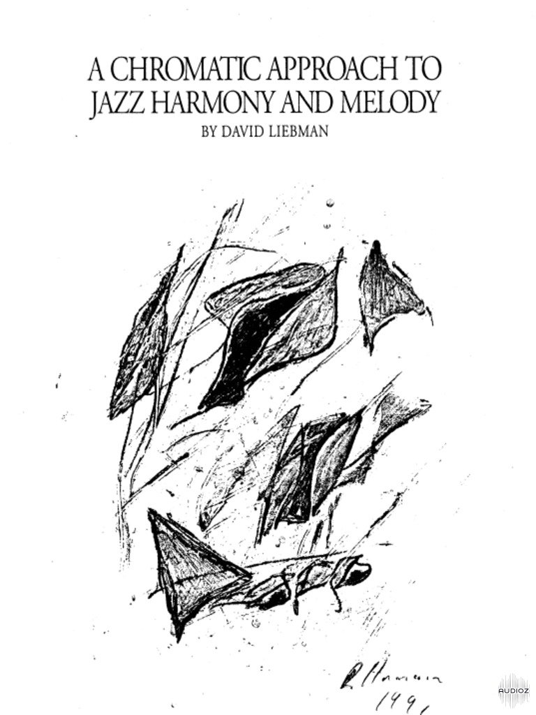 Download A Chromatic Approach to Jazz Harmony and Melody