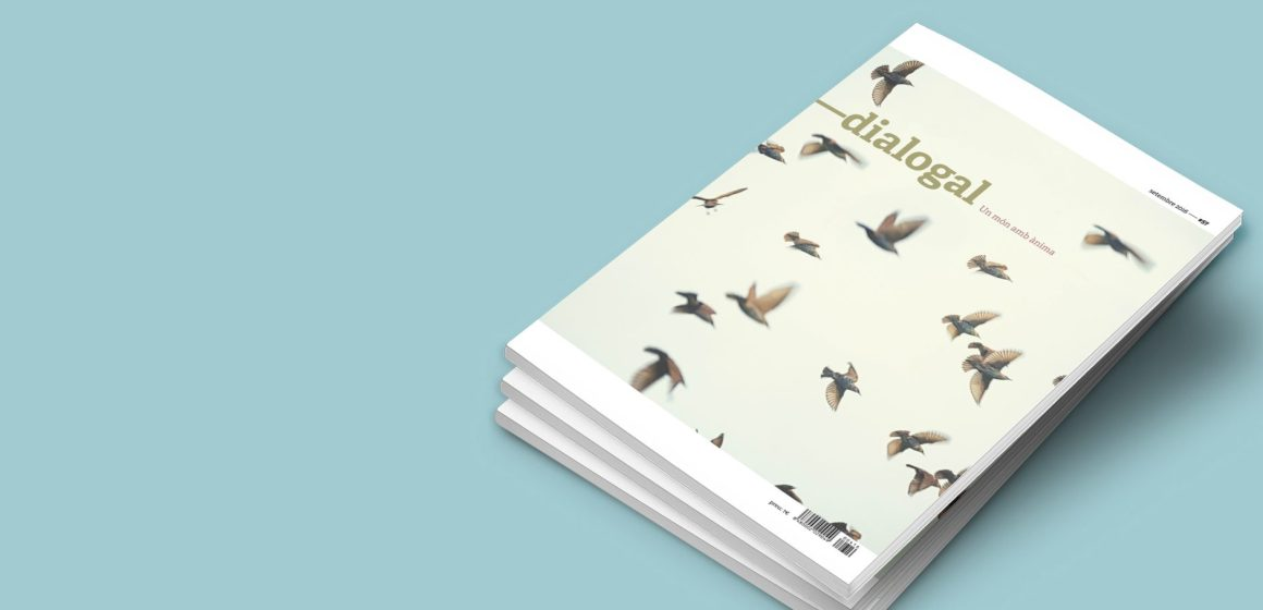 Nou disseny, nova direcció…Nou número de la revista Dialogal