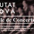 Concert de la Coral d'AUDIR al cicle de concerts de Ciutat Nova 02/06/19 a les 18H