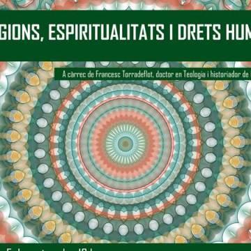 5 de maig – Formació online 'Religions, espiritualitat i drets humans'