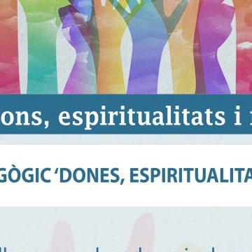 Setembre / octubre 2021 – Presentació del dossier pedagògic 'Dones, espiritualitat i feminismes'