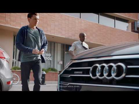 "Audi ""Driver's Test"" - Spider-Man: Homecoming"
