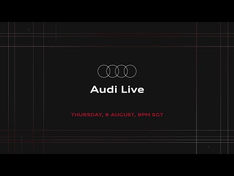 Audi Live - Online premiere of the new Audi A5, our latest design icon