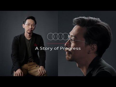 A story of progress: Derryn Wong