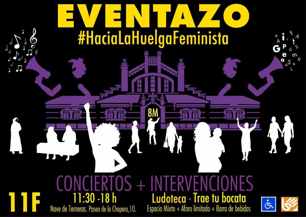 Cartel_Huelga feminista_2018-03-08
