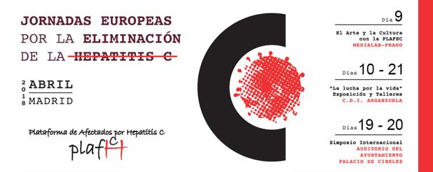 Jornadas De La Plataforma De Afectados Por La Hepatitis C (PLAFHC) – 9 Al 21/04/2018