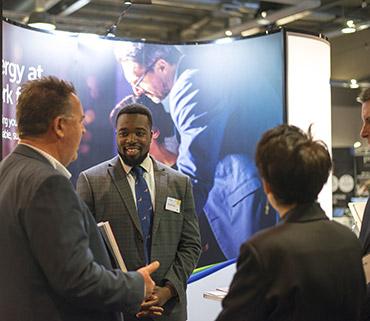 Auditel Suppliers Exhibition