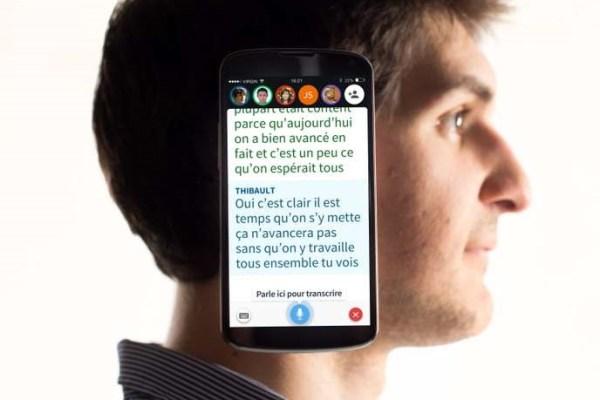 Thibault Duchemin, le«start-upeur» qui révolutionne la communication avec les sourds !