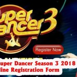 Super Dancer Season 3 2018 Auditions Date and Place 1