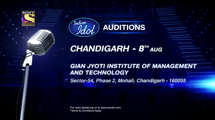 Indian Idol 2019 Audition Season 11 Chandigarh