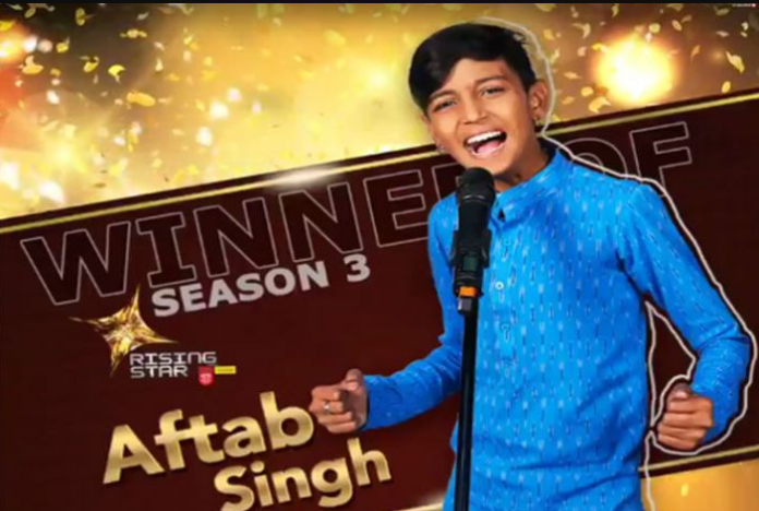 Rising Star Winner Season 3: Aftab Singh