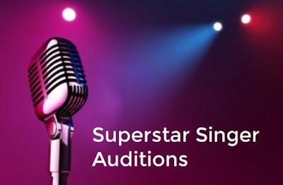 Superstar Singer Registration Details