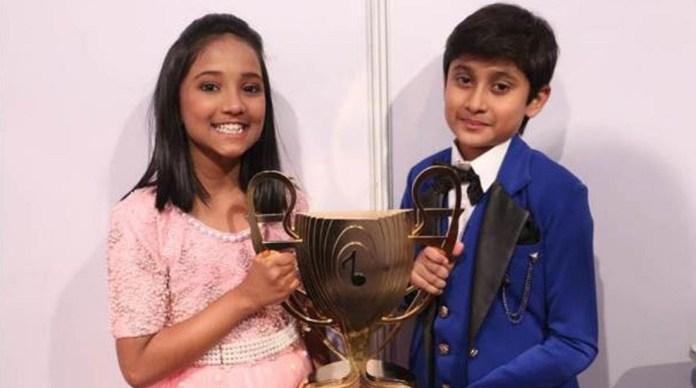 Anjali Gaikwad and Shreyan – SRGMP Season 6 2017