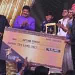 Aftab Singh Winner of Rising Star 2019 Season 3