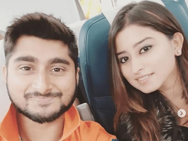 Nach Baliye 2019 Contestant - Deepak Thakur-Somi Khan