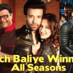 Nach Baliye All Season Winners List (Season 1 to 9)