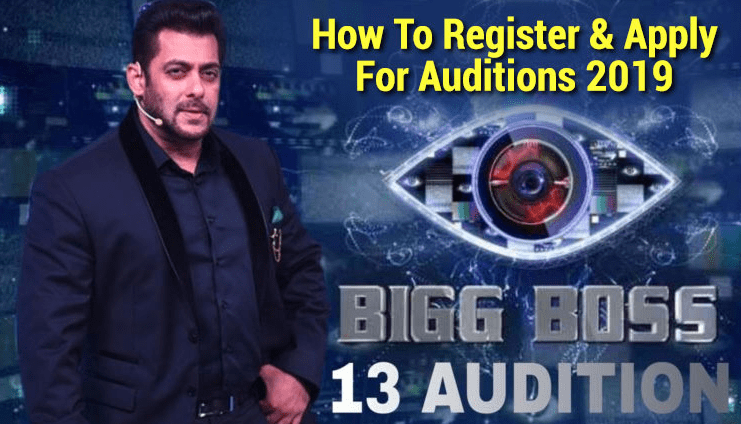 Bigg Boss 2019 Season 13 Auditions