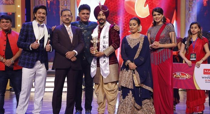 PTC Punjabi Mr. Punjab 2019 Winner (Randeep Singh)