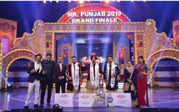 PTC Punjabi Mr. Punjab 2019 Grand Finale