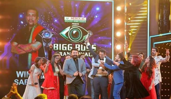 Sabumon Abdusamad Bigg Boss Malayalam Season 1 Winner Name 2018