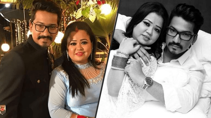 Bharti Singh and Harsh Limbachiyaa - Nach Baliye Season 8 2017 Contestants