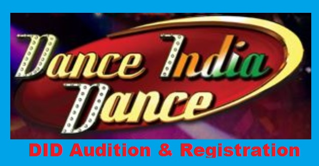 Dance India Dance 2020 Season 8 Auditions
