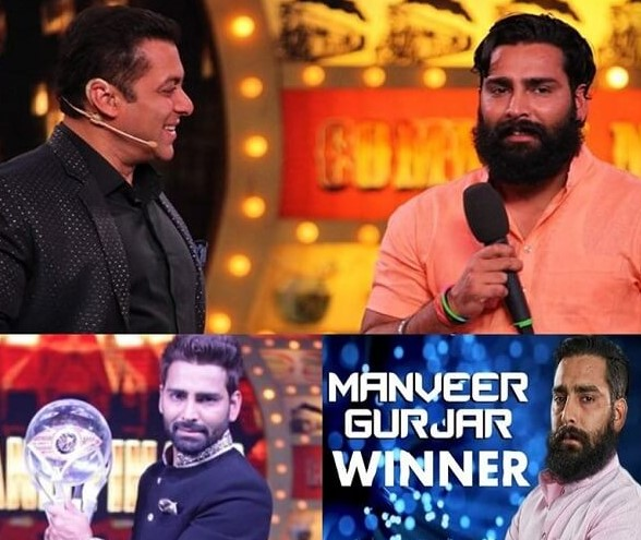 Manveer Gurjar – Bigg Boss Season 10 Winner 2016-17