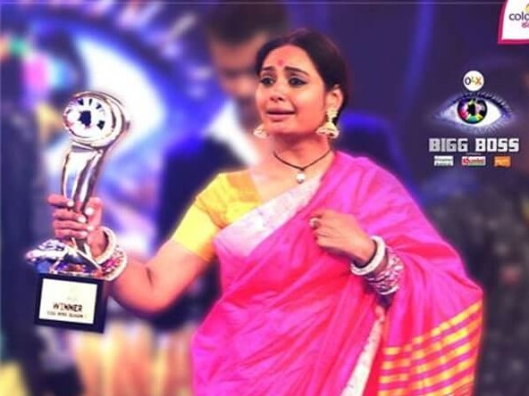 Shruti – Bigg Boss Kannada Season 3 Winner 2015-16