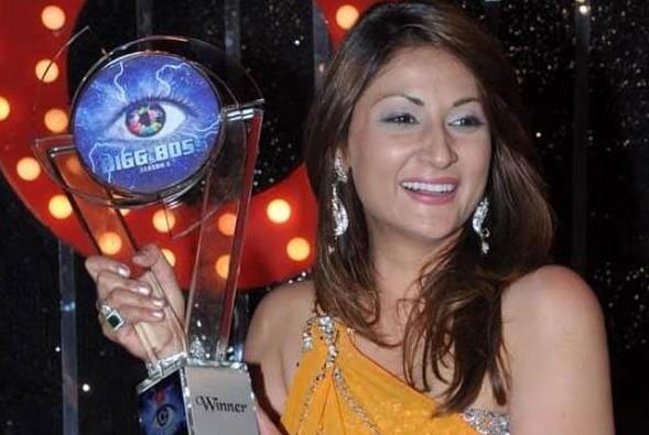 Urvashi Dholakia– Bigg BossSeason 6 Winner 2012-13