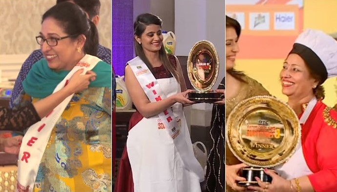 Punjab De Superchef Winners From Season 1 to 5