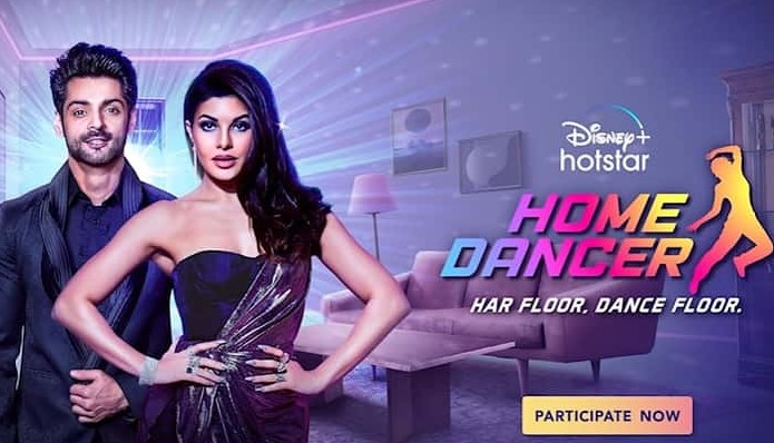 Virtual Dance Show 'Home Dancer' Registration Open on Disney & Hotstar