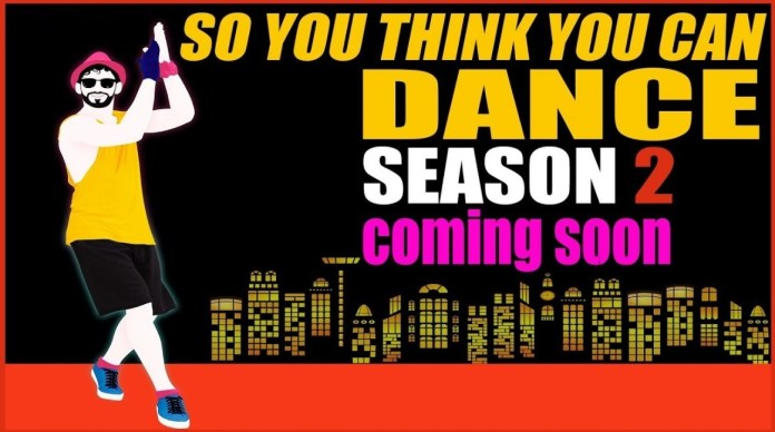 AND TV So You Think You Can Dance 2020-21 Auditions