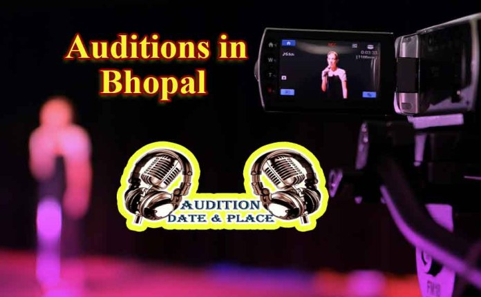 Auditions in Bhopal