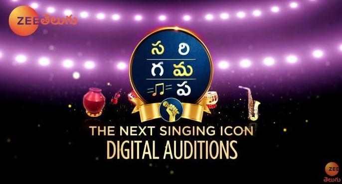 Zee Telugu Sa Re Ga Ma Pa The Next Singing Icon Season 13 Digital Auditions