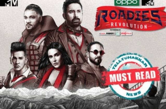 MTV Roadies Revolution Upcoming Twists