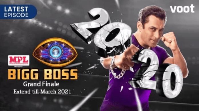 Bigg Boss 14 Grand Finale