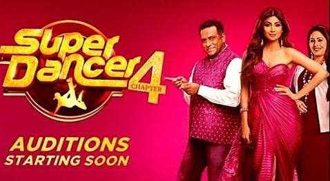 Super Dancer Chapter 4 Auditions