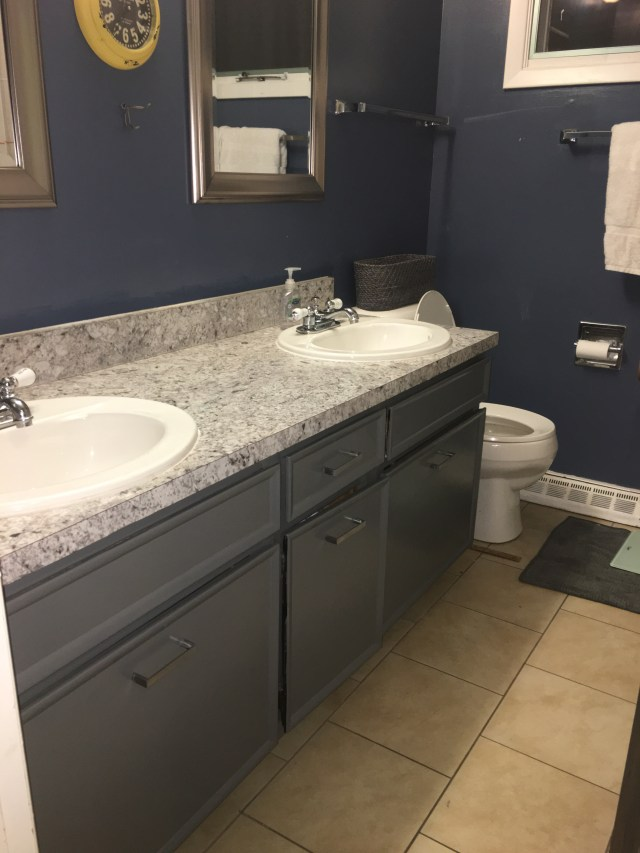 Bathroom Fixer Upper  Hope Matters