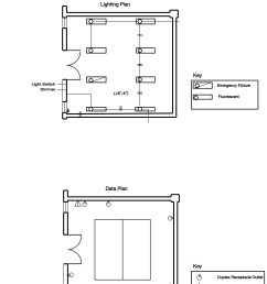 lighting and data plan 5 5 conference room audra volpi stage lighting diagram lighting in a room diagram [ 3069 x 3934 Pixel ]