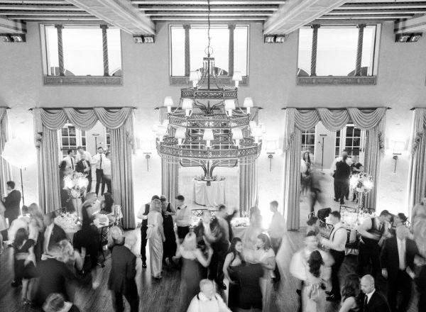 Black Tie Congressional Country Club Wedding Washington Dc