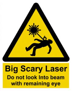 Big Scary Laser