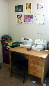 Brother Sewing Room