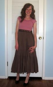 Dress Without Jacket