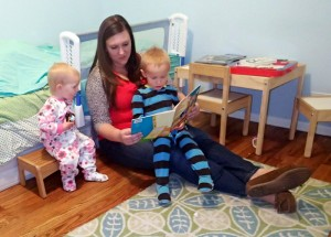 Story time w/ Aunt Danielle