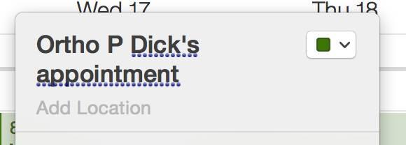 Ortho P Dick