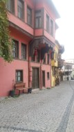 Odunpazarı's famous old houses.