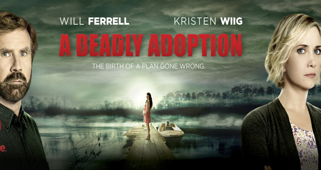 A Deadly Adoption film poster