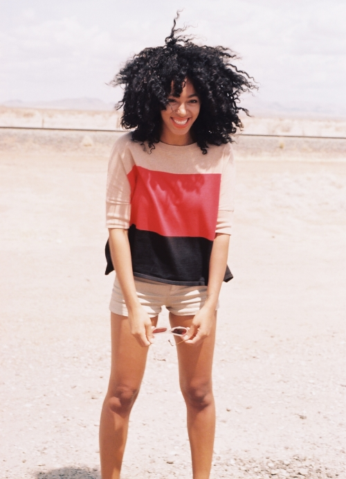 I Wanna Go Shopping With Solange