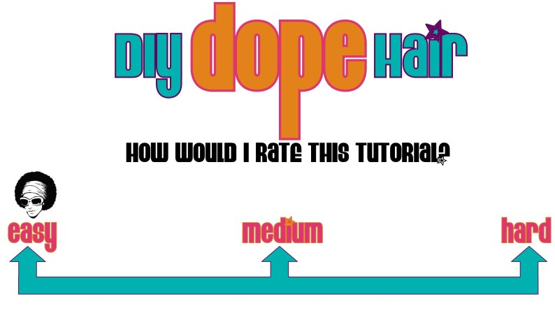 DIY Dope Hair Ratings - Easy - AudreyCan